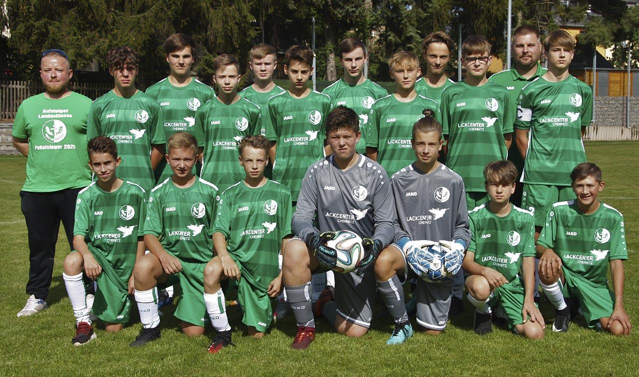 SV-Eiche B-Junioren