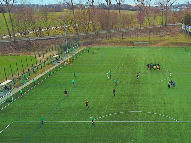 Die Sportvereine in Chemnitz haben ein Problem